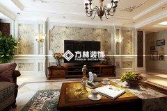 中海国际社区224平装修效果图