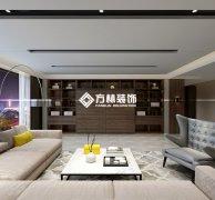 尚景新世界160平现代三居室