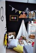 儿童房装修用黑色有没有搞错?